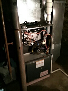 Yorkville, IL - Furnace repair