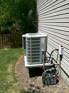 Plainfield, IL - Ac clean and check