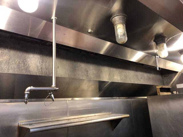 Kitchen Exhaust Cleaning in Wilmington NC at Restaurant The Fork 'N' Cork?