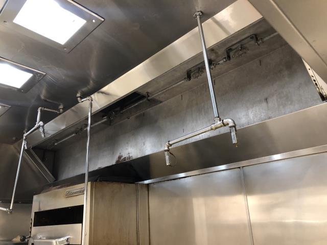 Kitchen Exhaust Cleaning in Wilmington NC at Restaurant Smoke on the Water?