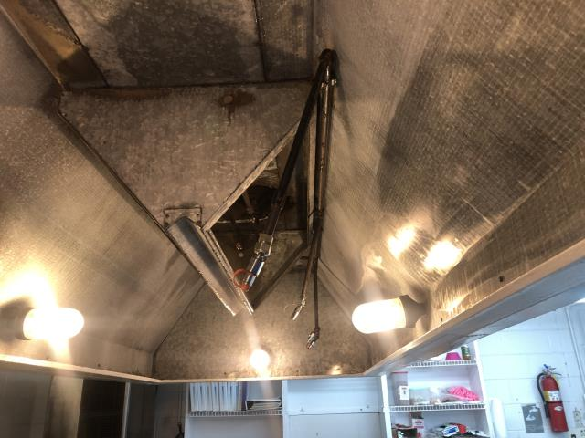 Kitchen Exhaust Cleaning in Kenansville, NC at Wellington Park.