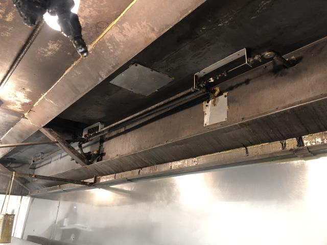 Providing Restaurant Kitchen Exhaust Cleaning in Wallace, NC at Camino Real.
