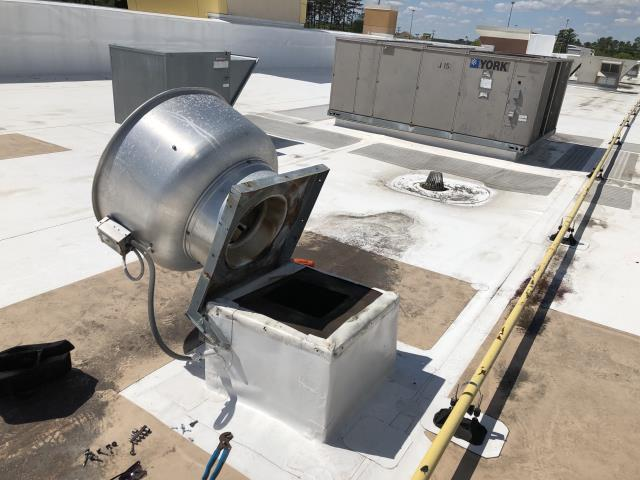 Jacksonville, NC - Does your kitchen exhaust system have deficiencies? We install hinge kits, grease containment and access panels on kitchen exhaust systems.