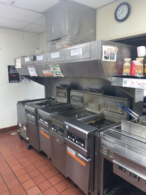 Providing kitchen exhaust cleaning to Burger Kings in Denver, NC and its surrounding areas.
