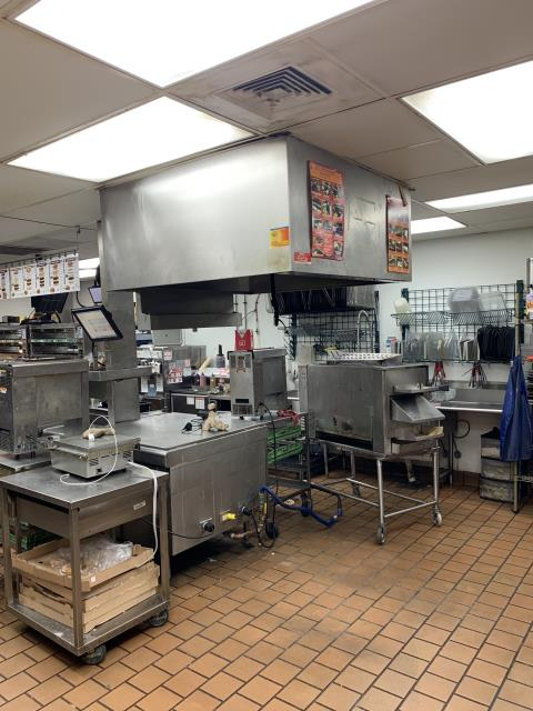 Does your restaurant need kitchen exhaust cleaning? We provide kitchen exhaust cleaning in Mooresville, NC at Burger King.