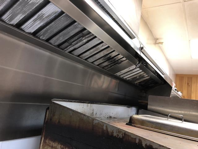 Providing kitchen exhaust cleaning in Beaufort, NC at The Spot Grill.