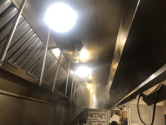 Get your commercial kitchen exhaust system cleaned by a Professional Hood Cleaning Company in Jacksonville NC