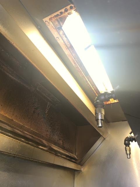 We perform kitchen exhaust cleaning for local restaurants and franchise restaurants in the area of Greenville North Carolina