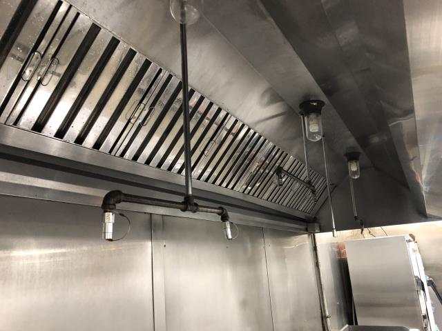 Industrial kitchen hood cleaning in kenasville NC
