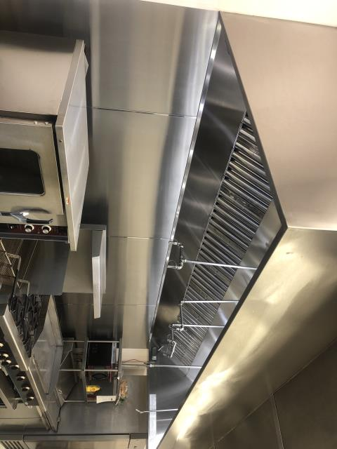Kitchen Exhaust Cleaning for Golf Clubs in Eastern NC