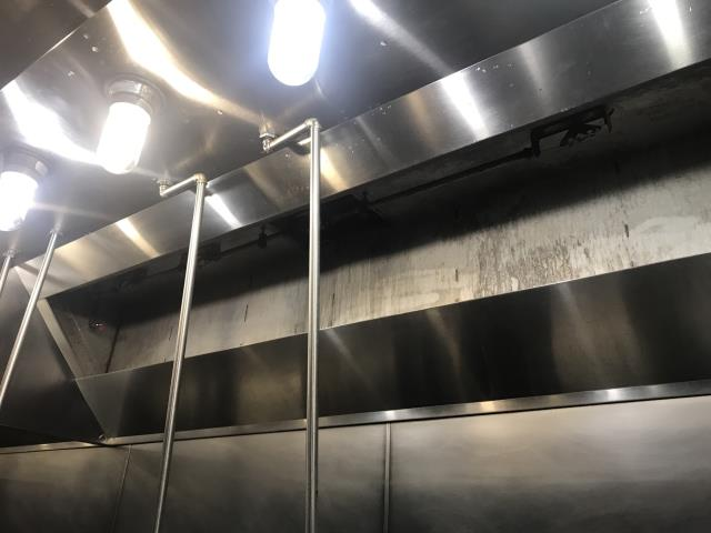 Kitchen Exhaust Cleaning in Washington, NC  at Restaurant Zaxby's Chicken Fingers & Buffa?