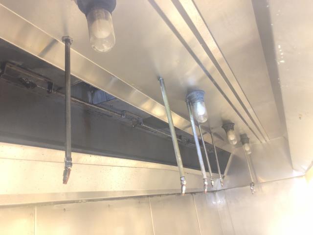Kitchen Exhaust Cleaning in Durham, NC at Restaurant  Koumi Japanese?