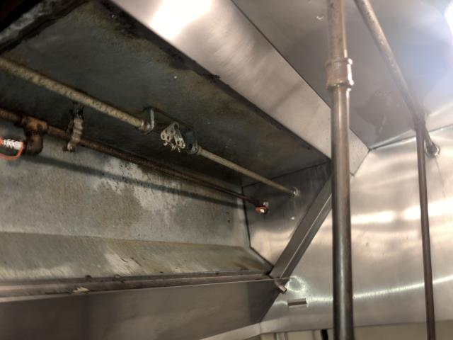 Hood Exhaust Cleaning in Durham, NC at Restaurant KoKyu Na'Mean?