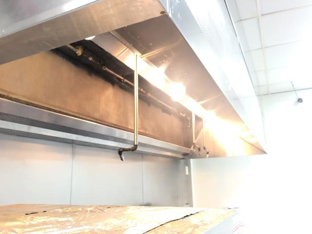 Hood Exhaust Cleaning in Wilmington, NC at Restaurant Camino Real Mexican?