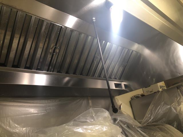 Commercial Exhaust Cleaning in Wilmington, NC  at Restaurant Brooklyn Pizza?