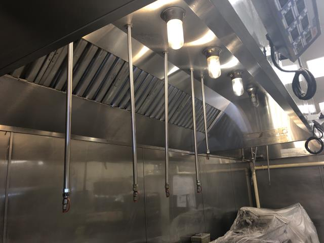 Hood Exhaust Cleaning in Washington, NC at Restaurant Zaxby's Chicken Fingers & Buffat?