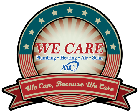 We Care Plumbing Heating Air and Solar