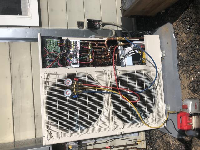 Los Gatos, CA - Installing Multi Zone Mitsubishi Heat Pump System in Los Gatos