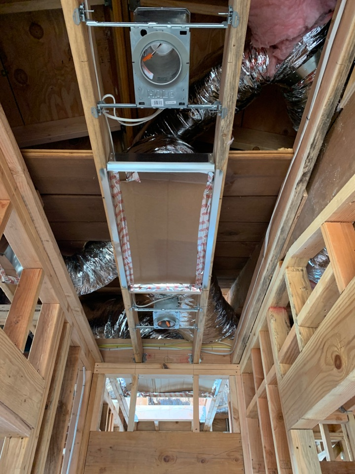 Installing new ductwork in Sunnyvale