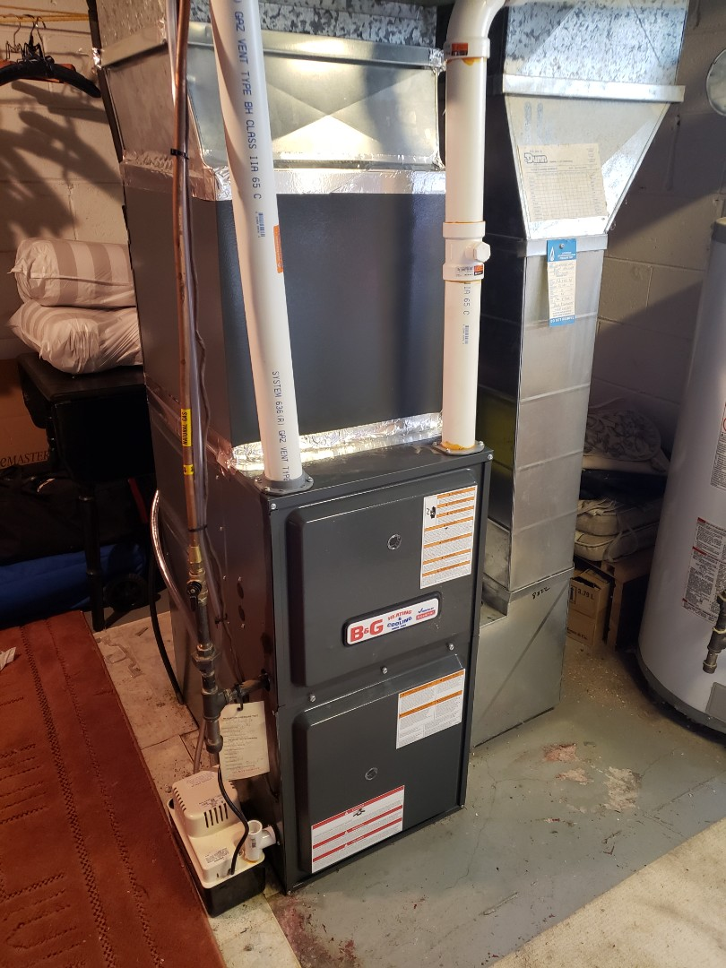 Oakville, ON - Installing new Ac and Furnace