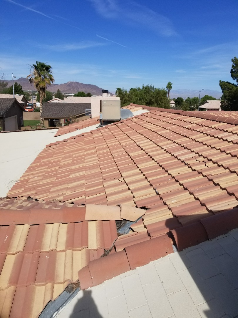 Henderson, NV - Duct seal