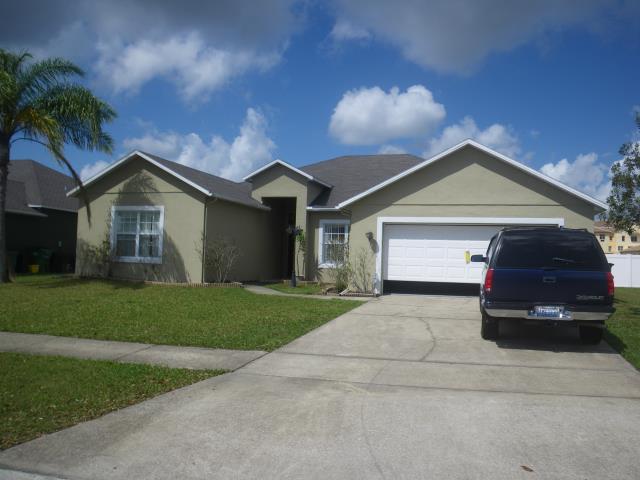 Orlando, FL - Storm damage claim settled .GAF Driftwood .White Drip Molding .  Looks great