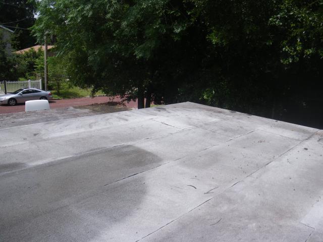Orlando, FL - We also do roof repairs .