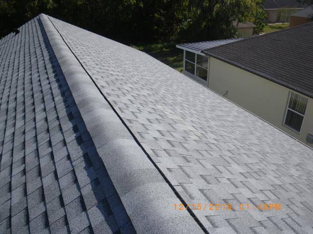 Orlando, FL - IKO Duel Grey with upgraded venting .  Jeff will be happy to come by and do an inspection of your roof
