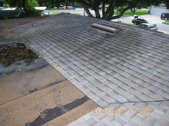 Casselberry, FL - Time for a new roof .