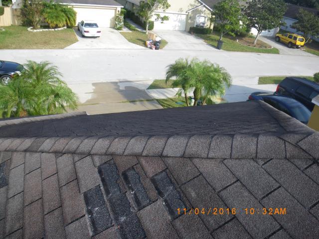 Sanford, FL - Storm damage claim - GAF Driftwood to be installed