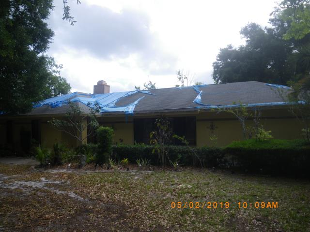 Longwood, FL - Another insurance claim . Let us help you get your new roof