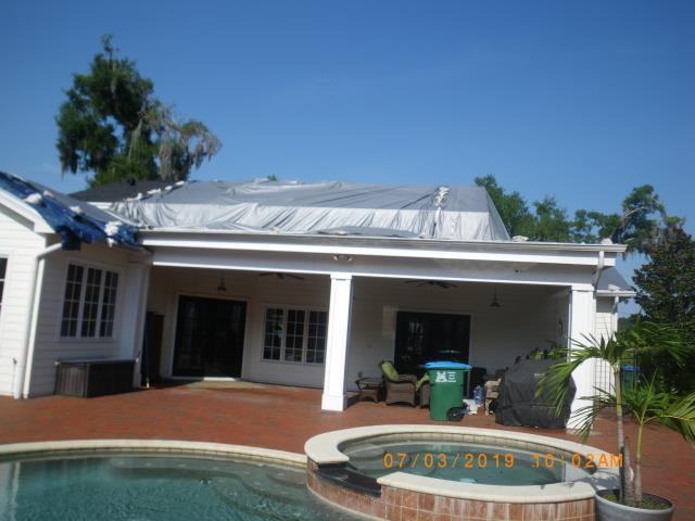 Maitland, FL - Storm damage claim . We work with all insurance companies