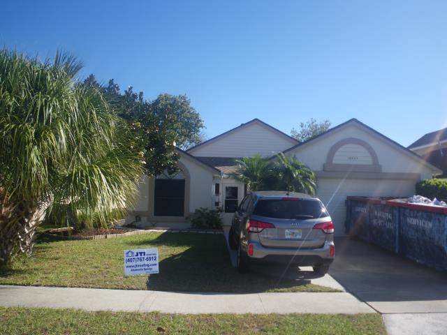 Orlando, FL - Another beautiful GAF roof installed . Another repeat customer . Ask for Jeff B