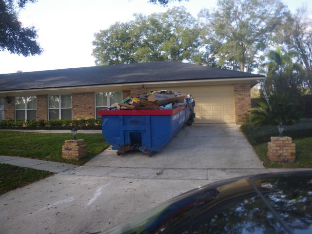 Maitland, FL - Another roof covered thru insurance . Call Jeff B for all your roof needs