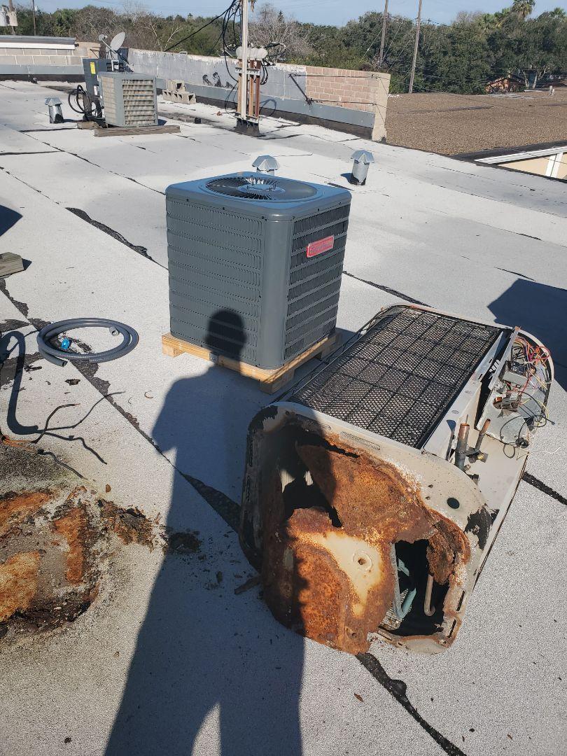 Corpus Christi, TX - Air conditioner repair. Air conditioner install in corpus christi texas.