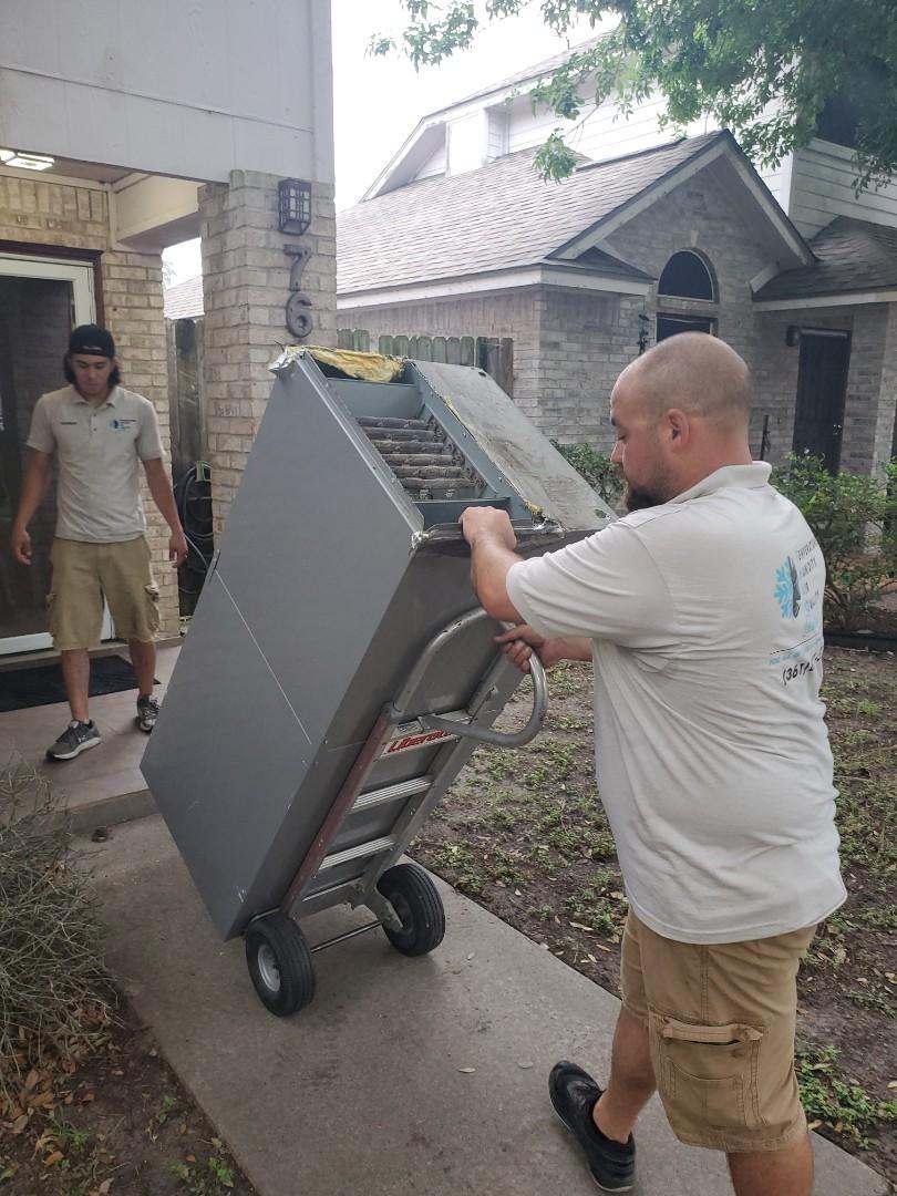 Corpus Christi, TX - Air conditioner repair corpus christi texas. Install new air conditioner corpus christi texas. Replace ac unit.