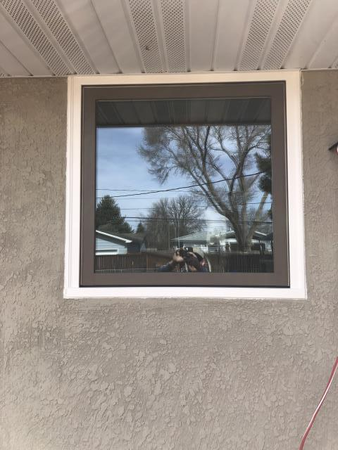 Gering, NE - We replaced old windows with long lasting Fibrex Windows from Renewal by Andersen