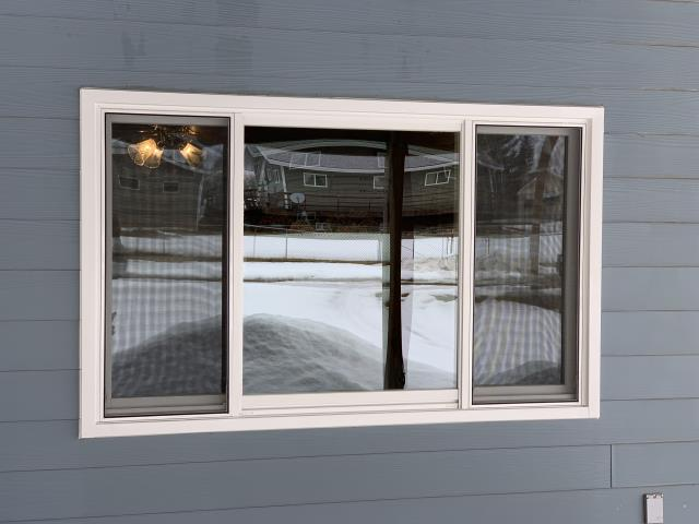 Butte, MT - Replaced 5 aluminum clad windows and 1 patio door with fibrex windows from Renewal By Andersen