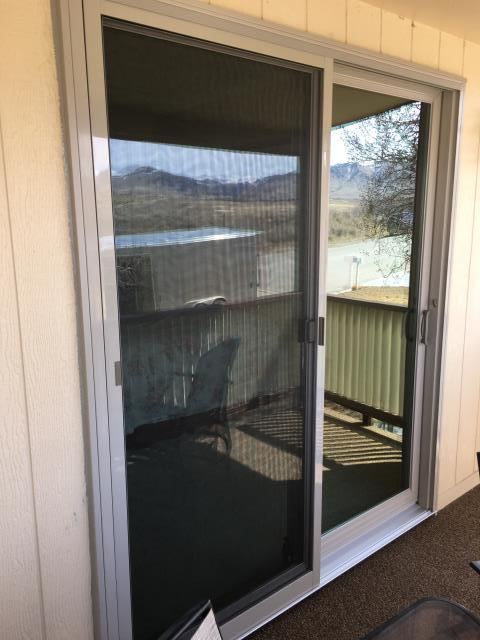Buffalo, WY - Replacement of 2 patio doors with Renewal by Andersen insulated sliding doors in Buffalo