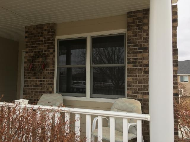 Gillette, WY - Replaced 3 worn out gliding windows with Renewal by Andersen double hung windows in Gillette!