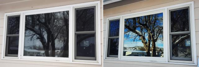 Thermopolis, WY - This Thermopolis, WY home upgraded their windows to our Energy Efficient Fibrex Windows!
