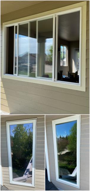 Cheyenne, WY - Check out these stunning RbA Fibrex® windows done in Cheyenne!