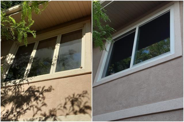 Casper, WY - Beautiful upgrade with our RbA Fibrex® windows done in Casper
