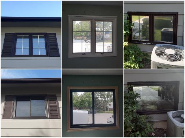 Casper, WY - These folks in Casper upgraded multiple windows in their home to our RbA Fibrex® windows!