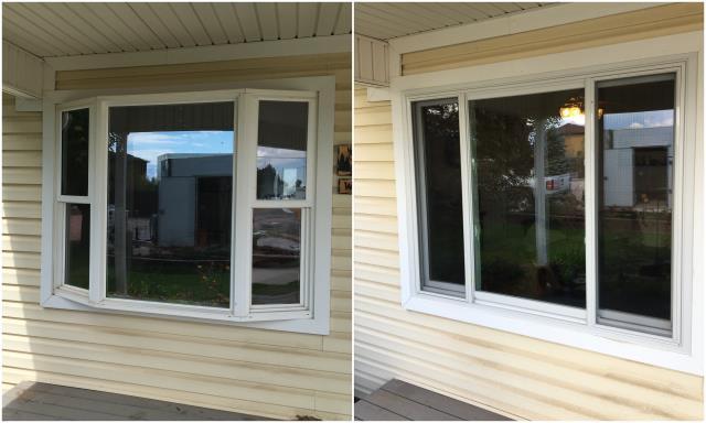 Torrington, WY - Great install done with our RbA Fibrex® window in Torrington!