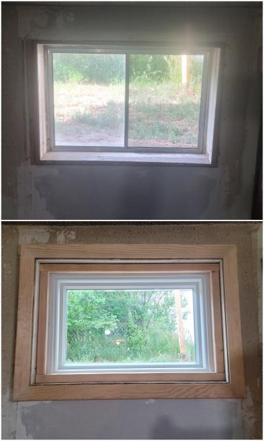 Riverton, WY - Great install done in Riverton! Gorgeous RbA Fibrex® window!