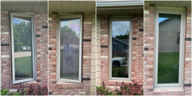 Sidney, NE - Great upgrades done in Sidney with our RbA Fibrex® windows!