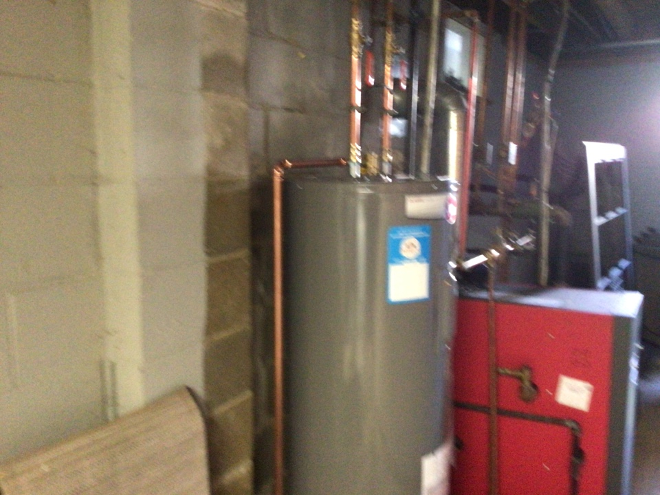 Supplied and installed one new Rheem 50 gallon electric water heater in Beachwood