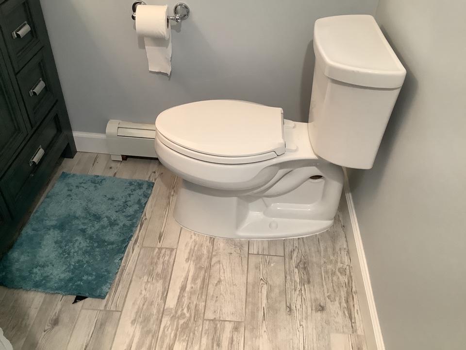 Ocean Gate, NJ - Pull and reset toilet in Ocean Gate Nj