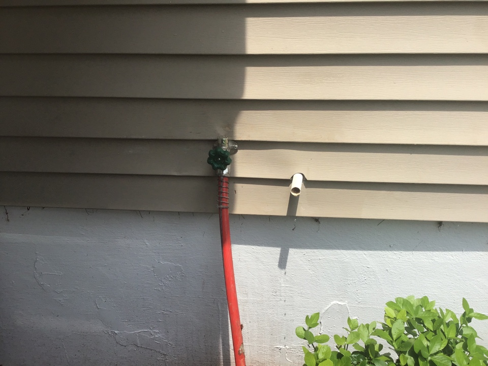 Ball valves, and hose bibb installed in Manasquan No